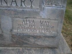 Alva May Flanary