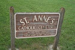 Saint Annes Catholic Cemetery