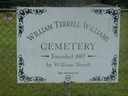 William Terrell Williams Cemetery