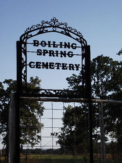 Boiling Spring Cemetery