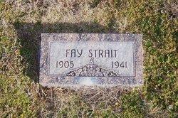 Fay Strait