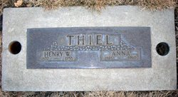 Anna Marie Mae <I>Koch</I> Thiel