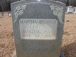 Martha R. <I>Bigham</I> Griffin