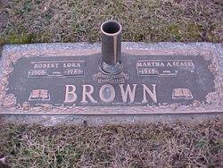 Robert Lora Brown