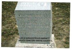 Sarah Jane <I>Stroud</I> Barnett