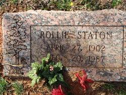 Rollie Roebuck Staton