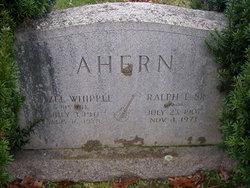 Ralph Lester Ahern