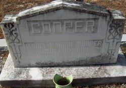 Isodel <I>Monroe</I> Cooper