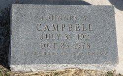 Johnnie A. Campbell