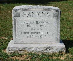 Eddie <I>Birdwhistell</I> Hankins