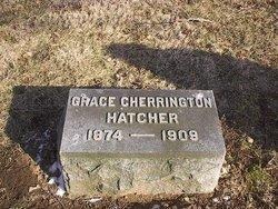 Wanita Grace <I>Cherrington</I> Hatcher