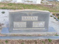 Nora Elizabeth <I>Rogers</I> Bailey