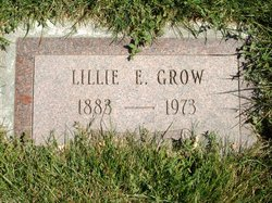 Lillie E Grow