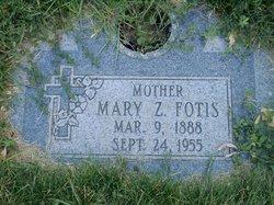 Mary <I>Zempos</I> Fotis