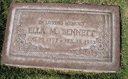 Ella Murphy <I>Merchant</I> Bennett