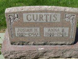 Anna <I>Barker</I> Curtis