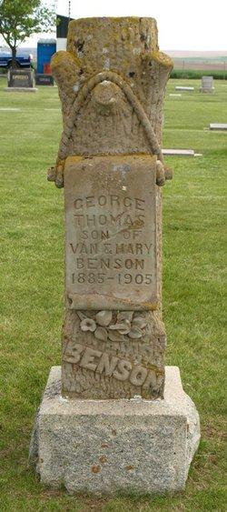 George Thomas Benson