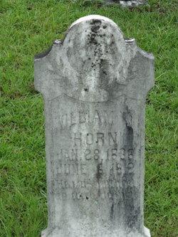 William J Horne