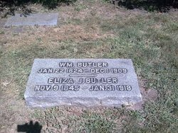 Eliza <I>Johnston</I> Butler