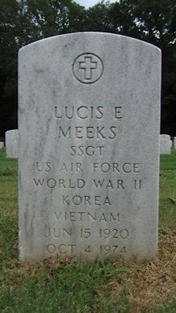 Lucis Edmond Meeks