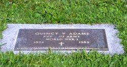 Quincy Von Joe Adams