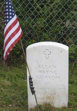Allan Wayne Norton