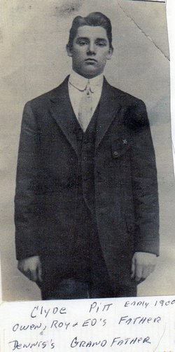 Clyde Hay Pitt