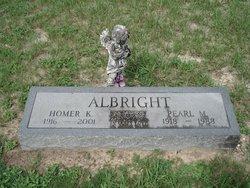 Homer Keats Albright