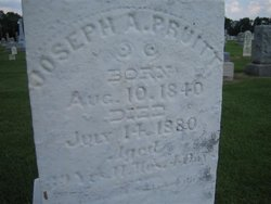 Joseph Abraham Pruitt