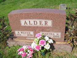 Robert Wayne Alder