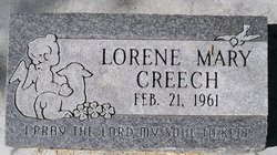 Lorene Mary Creech
