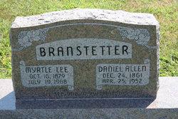 Myrtle Lee <I>Caruthers</I> Branstetter