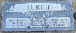 George Franklin Burch
