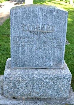 Eliza <I>Robertson</I> Packard