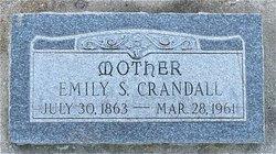 Emily <I>Sumsion</I> Crandall