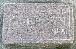 Thomas Winslow Brown