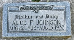 Alice <I>Packard</I> Johnson