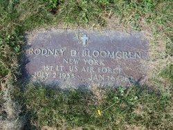 1LT Rodney D. Bloomgren