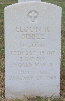 TSGT Eldon R Bisbee