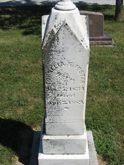 Cornelia E. <I>Salisbury</I> Foster
