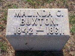 Marinda Catherine Buxton