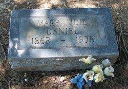 Mary Lidie Daniel