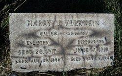 Harry J Volkwein