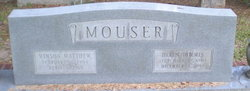 Helen <I>Holmes</I> Mouser