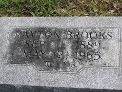 Dayton <I>Owings</I> Brooks