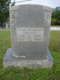 Juan Welborn Reece