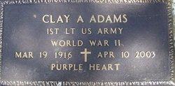 Clay A. Adams