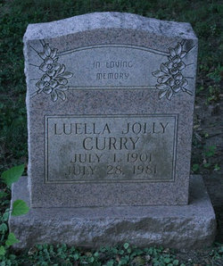 Luella <I>Jolly</I> Curry