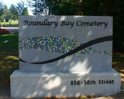 Boundary Bay Cemetery