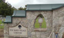 New Baden City Cemetery